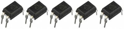 5 x PC817 Transistor Output Optocoupler Photocoupler DIP4 EL817 LTV817