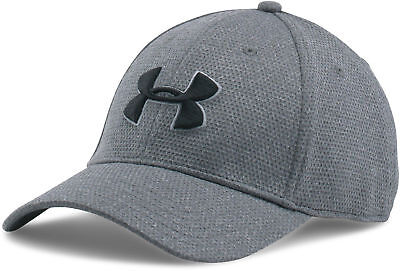 Under Armour Heather Mens Blitzing Cap - Grey