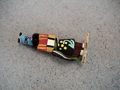 Auth.Native American Indian Mini Zuni Kachina by Colleen Parker