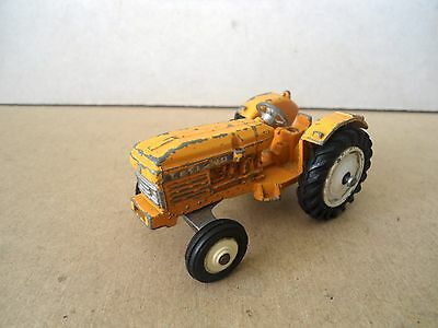 Dinky Toys no.308 LEYLAND 384 Farm Tractor For Restoration , Vintage Diecast