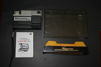 Vintage Kodak Disc 6000 Camera Outfit - AD6R