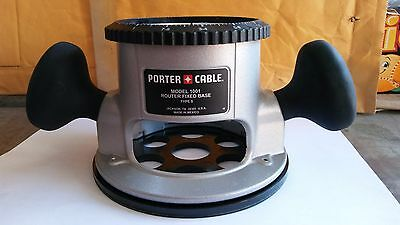 Porter Cable Router Base
