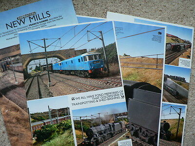 New Mills 4mm scale 00 1960s West Coast Main Line - Model Rail magazine article