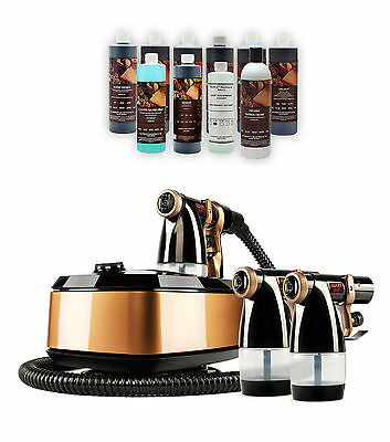 Maximist Allure Xena Sunless Tanning System  W Free Tampa Bay Tan Spray