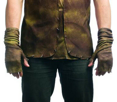 Wasteland Gloves Mad Steampunk Max Adult Halloween Costume Accessory