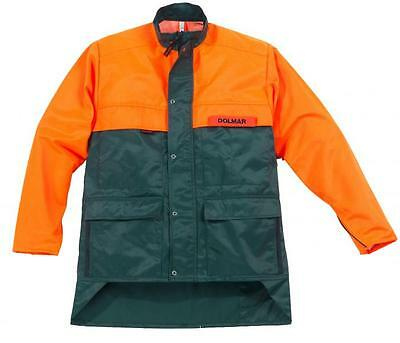 Dolmar professional High Visibility Work Coat Water Repellent!! BLOWOUT SALE!!!