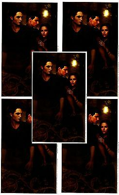 Stickers Decal TWILIGHT New Moon Movie 5 Sheets Bella Jacob Edward
