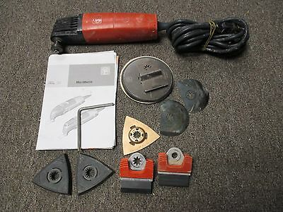 Fein Multimaster FMM 250Q  made in GERMANY