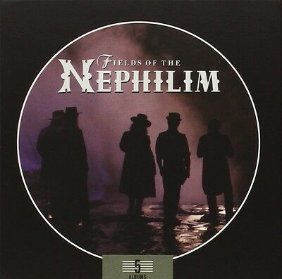 Fields Of The Nephilim - 5 Albums Box Set 5 Cd New+