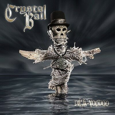 Crystal Ball - Déj? Voodoo (Limited Digipackpak)   Cd New+