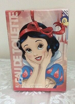🇦🇺 Snow White Disney Princess 100ml EDT Atomiser Spray-Fragrance-Perfume Girls
