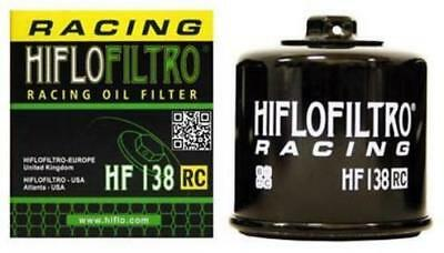 HiFlo Racing Oil Filter HF138RC 14-1138 550-0138R 314-0138RC Black HF138RC