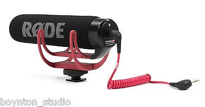Rode VideoMic Go Lightweight On-Camera Shotgun Mic ~ BRAND NEW!!