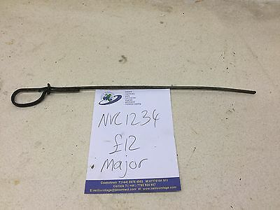 Fordson Major Tractor Oil Dipstick NVC 1234