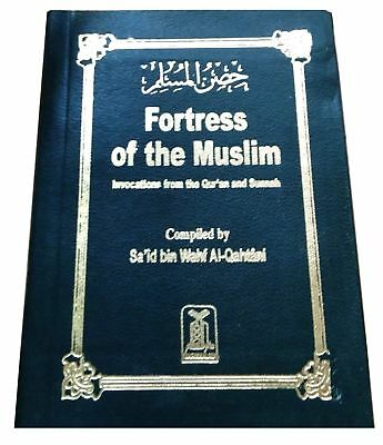Fortress of the Muslim (Pocket Size) Islam Dua Prayer Book **FAST DISPATCH**
