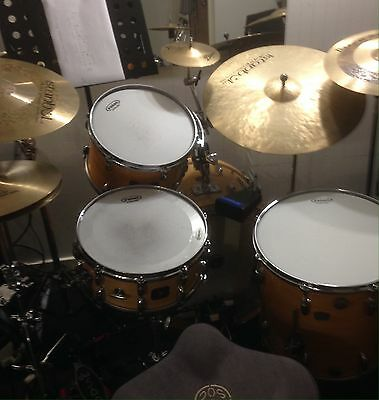 1950's Vintage Gretsch Drum Kit With 1980's Bass Drum. Charlie Watts Style!
