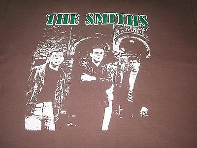 The Smiths Vintage 90S Xl Tee Morrissey