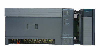 Allen-Bradley Slc 500 1747-L40L Processor Unit 40 I/O With 1746-Ni4 Analog Input