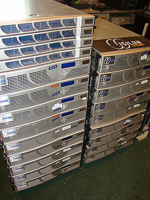 Isilon EX12000 expansion unit node (no drives/ram or trays)