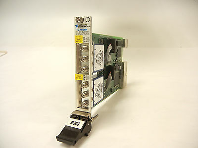 National Instruments Ni Pxi-2599 26.5 Ghz Dual Spdt Relay Module, Excellent Cond