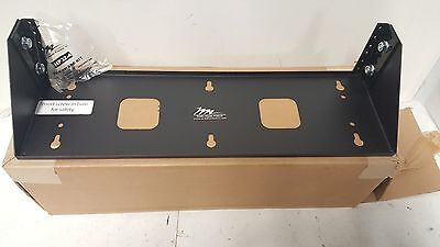 New Middle Atlantic 2-Space Vertical Panel Mount VPM-2