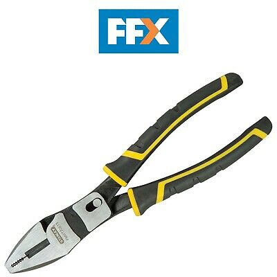 Stanley STA070813 FatMax Compound Action Combination Pliers 215mm