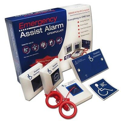 CooperFire Emergency Disabled Assist Alarm (disabled assistance)