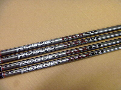 Aldila Rogue Max Driver Shaft With Adapter + Grip