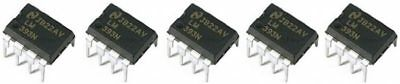 5 x LM393 DIP8 Dual Voltage Differential Comparator IC LM393N