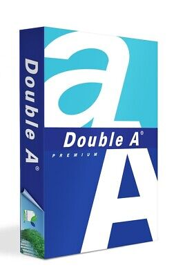 "Double A Copy Paper A4 80gsm  1/2 Pallet - ""50 Reams"""