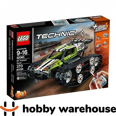 LEGO 42065 Technic Remote Control RC Tracked Racer (BRAND NEW SEALED)