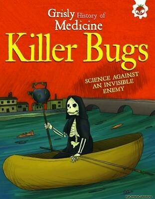 Killer Bugs - Science Against an Invisible Enemy John Farndon Paperback New Book