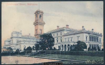 Melbourne: Government House