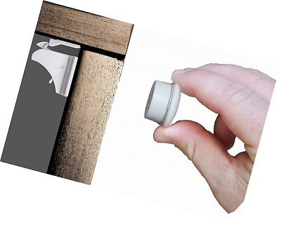 Magnetic Safety Locks for Cabinets, Drawers, and Cupboards. Child and Baby Proof