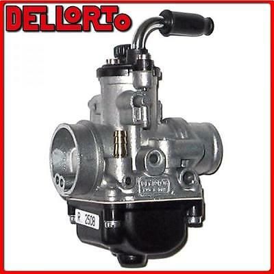 02508 Carburetor Dellorto Phbg 15 Bs 2T Manual Air Universal Minimoto/scooter