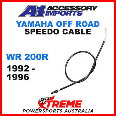 A1 Powerparts Yamaha WR200R WR 200R 1992-1996 Speedo Cable 51-157-50