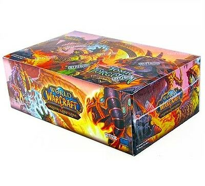 World of Warcraft - Tomb of the Forgotten Display Booster Box englisch - english