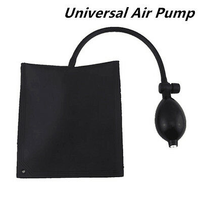 Poweful Car Door Air Pump Wedge Alignment Inflatable Shim Open Smith Hand Tool