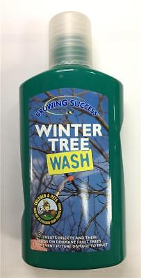 Growing Success 450 ml Winter Tree Wash Treats Insects and Eggs FZLM176J