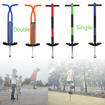 Master Pogo Stick Jump Spring Stick BOUNC Kids & Adult Outdoor Toy for Exercise