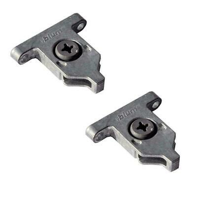 Blum Tandembox Drawer Front Fixing Brackets x 2 ZSF.3502