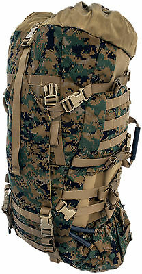 USMC Digital MARPAT ILBE Main Pack, Unused