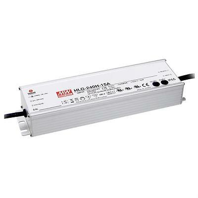 LED power supply 240W 48V 5A ; MeanWell HLG-240H-48A ; Switching power supply