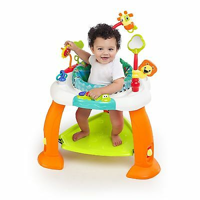 BRIGHT STARTS BABY BUNGEE BOUNCER Toddler Exercise Activity Center Toys Sounds