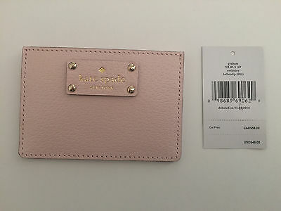 Kate Spade Wellesley Graham Card Case WLRU1147