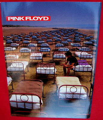 Pink Floyd 1987 -88 concert tour program programme FLAWLESS CONDITION