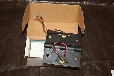 Architectural Control Systems #1104, 8 Wire Electric Transfer Hinge