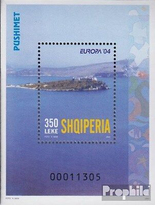 Albania block150 (complete.issue.) unmounted mint / never hinged 2004 Europe - h