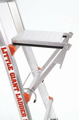 Work Platform - Use On Any Little Giant Multi-Use Or Articulating Ladder