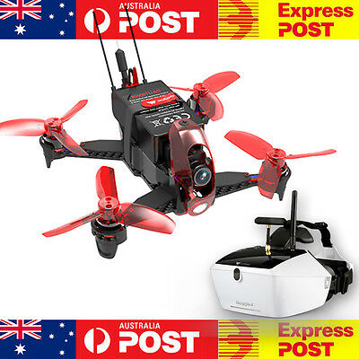 Walkera Rodeo 110 FPV racing quadcopter camera drone with Goggle 4